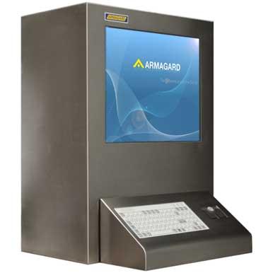 Caja ATEX Slimline para ordenador | AZ2S21-TFT