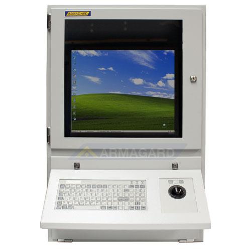Mueble para ordenador protecci n ip54 para ordenadores for Muebles para ordenador