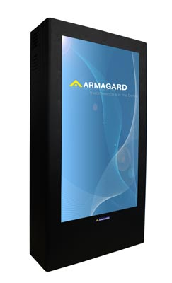 Armario display vertical | PDS-W-P