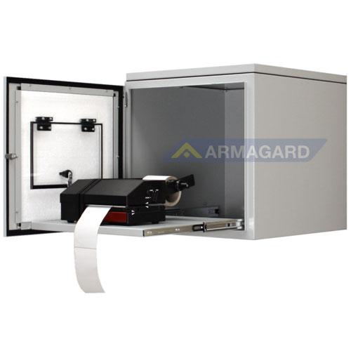 Mueble Para Impresora Chapa De Acero Templado Epoxi