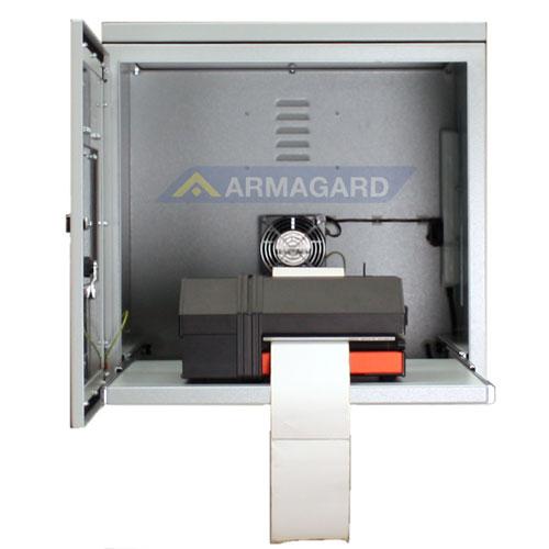 Mueble para impresora chapa de acero templado epoxi antipolvo armagard ltd - Muebles de chapa ...