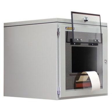Mueble para impresora chapa de acero templado Epoxi  Antipolvo  Armagard Ltd.