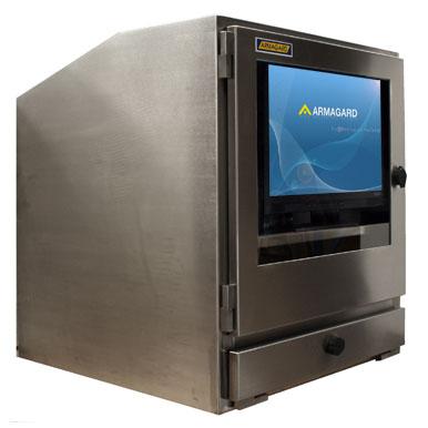 Armario para ordenador inoxidable | SENC-800