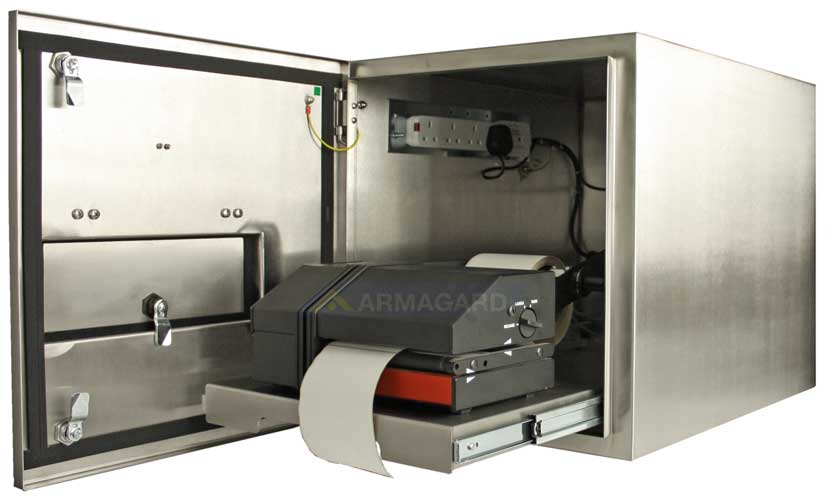 Mueble para impresora impermeable  mueble para impresora IP65 protegido Arm...