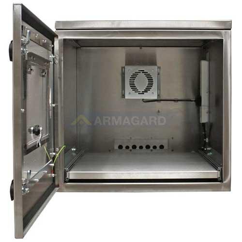 Protección para impresoras IP65  mueble para impresora resistente al agua  ...
