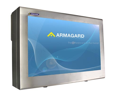 Armario LCD a prueba de agua | Series SDS